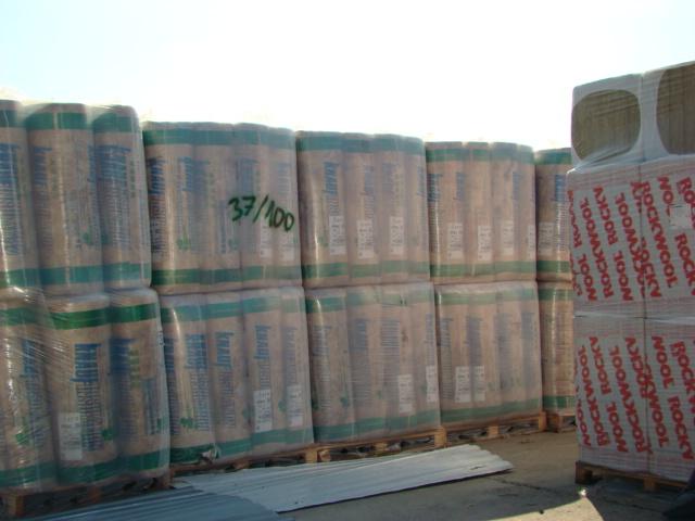 Knauf üveggyapot szigetelőanyagok