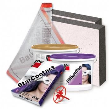 Baumit STAR polisztirol homlokzati hőszigetelő rendszer