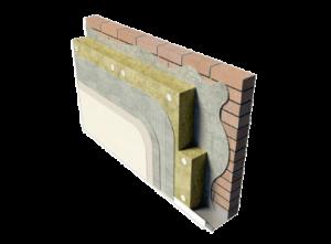 Kőzetgyapot ragasztók - rendszeranyag