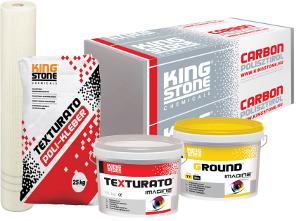 kingstone polisztirol homlokzati hőszigetelő rendszer